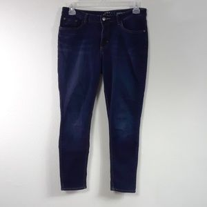 RIDERS BY LEE MIDRISE SKINNY JEANS
